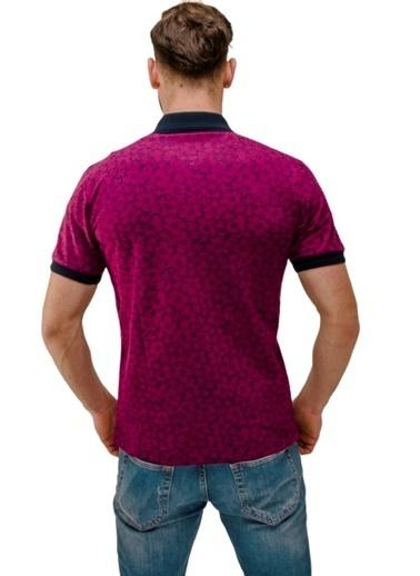 Comienzo Tişört Fuşya